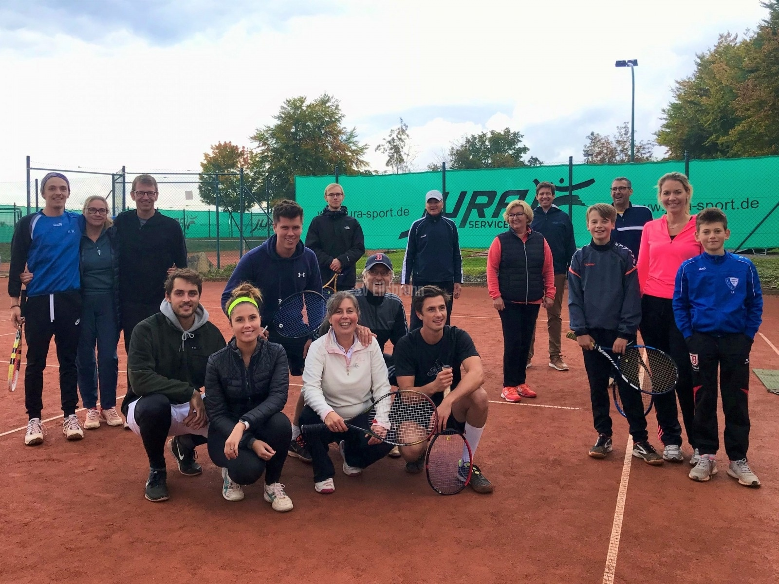 Tennis Saisonabschluss 2020