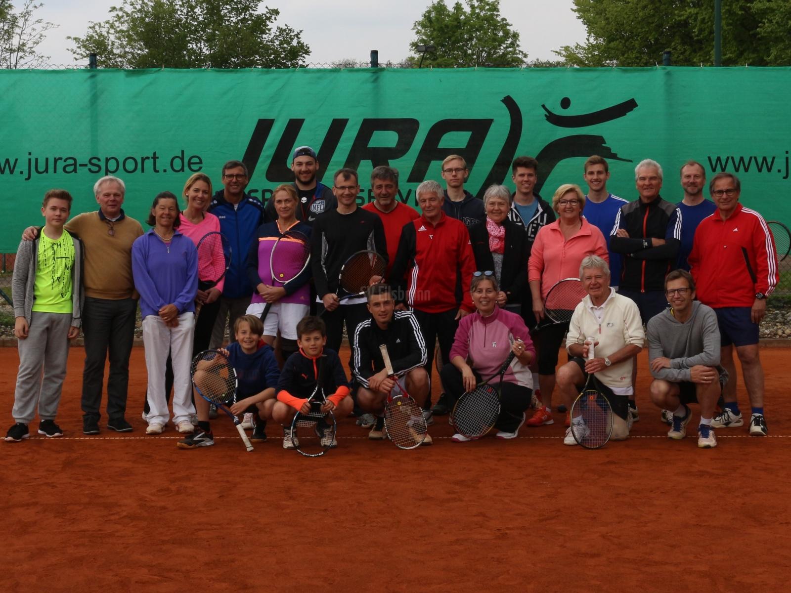 Tennis 1. Mai Schleiferlturnier 2020