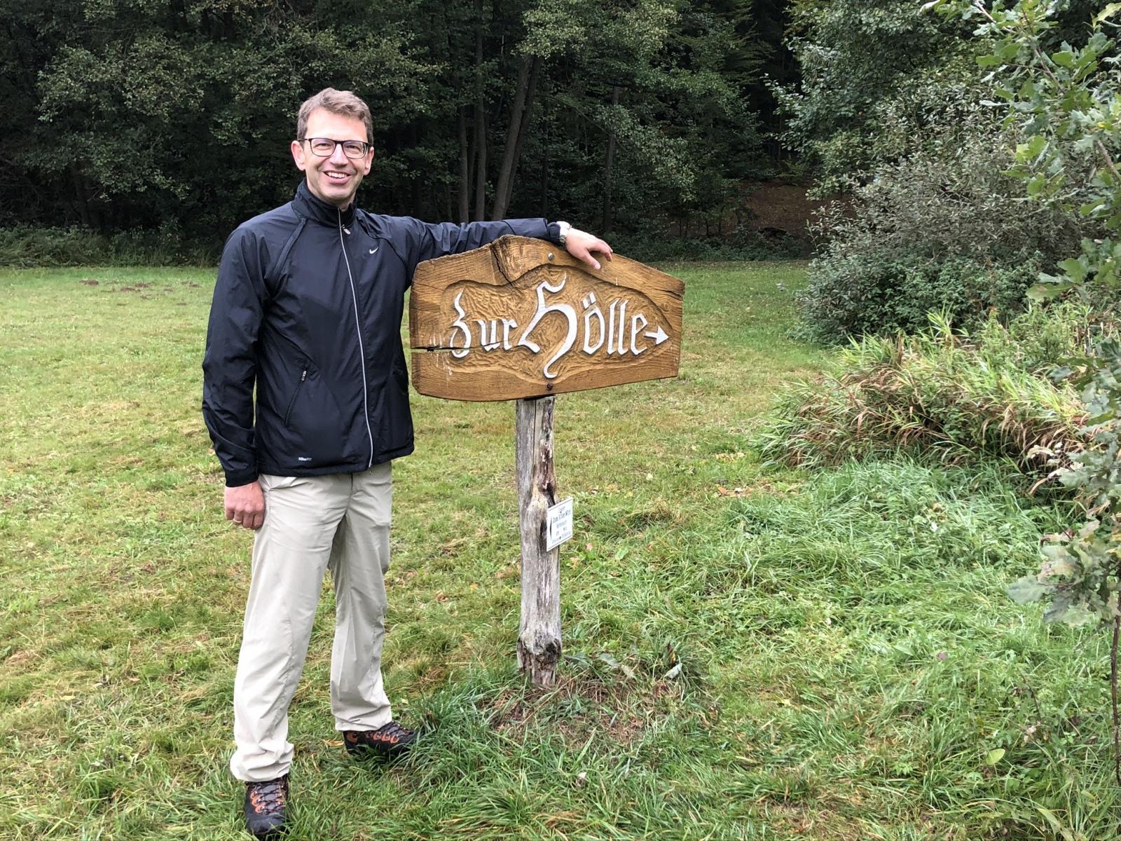 Wandern Hölle 2019 Frank Woge